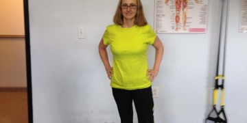 Andrea After Losing 60 lbs